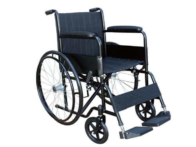 LR-8228喷漆轮椅