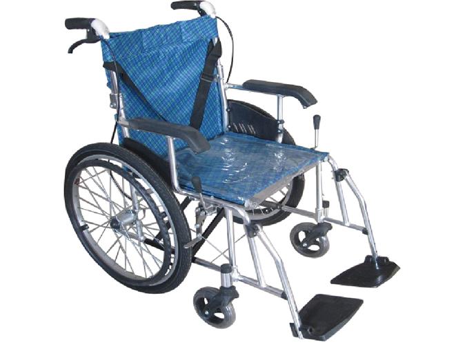 LR-8620儿童铝合金轮椅