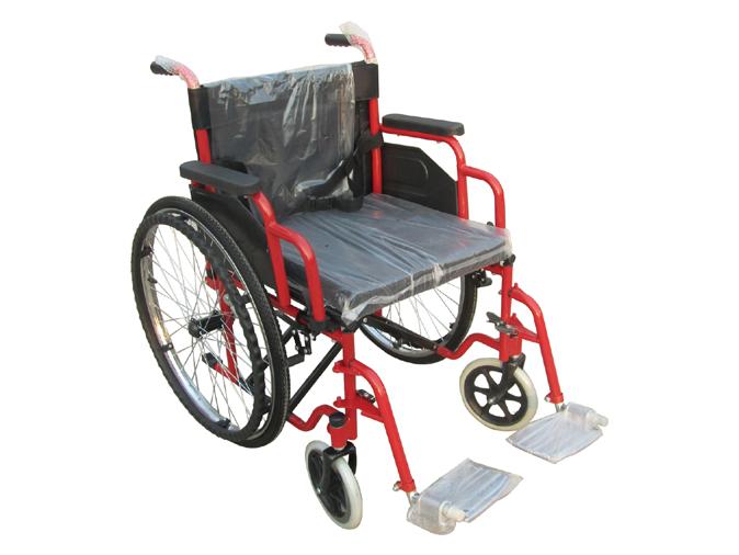 LR-8425S活扶手轮椅车