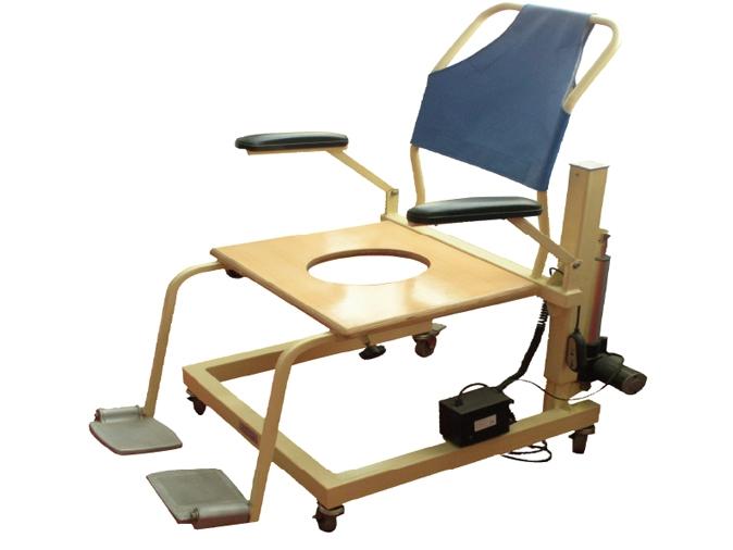 LR-ZBY-01移动电动升降座便椅