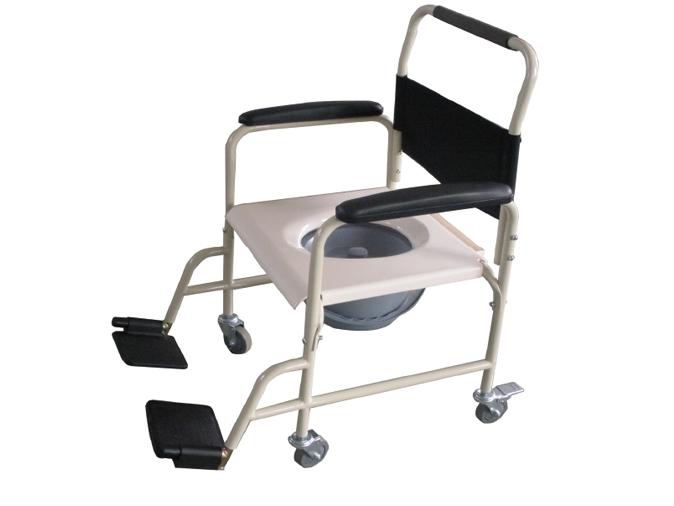 LR-8817多用途移动式座便椅