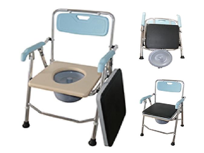 LR-8817A多用途铝合金软座便椅