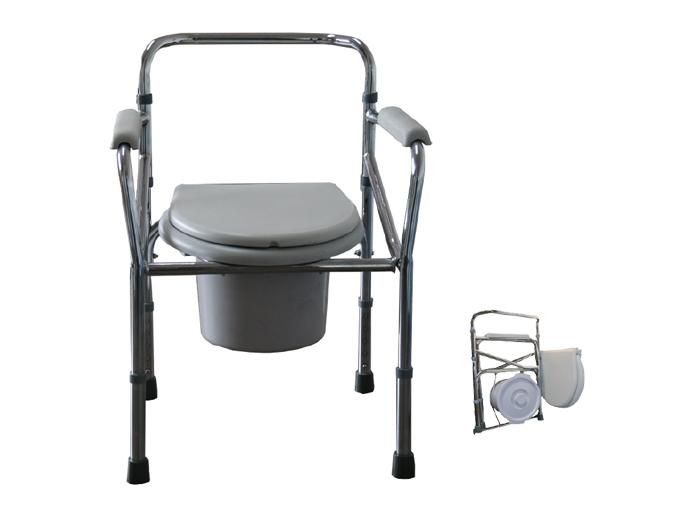 LR-8805C不锈钢座便椅