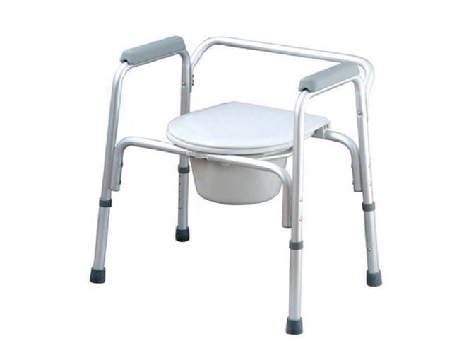 LR-8805喷涂折叠式带轮座便椅
