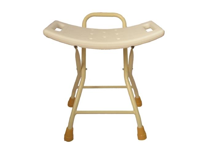 LR-8806钢质喷漆折叠椅洗澡椅