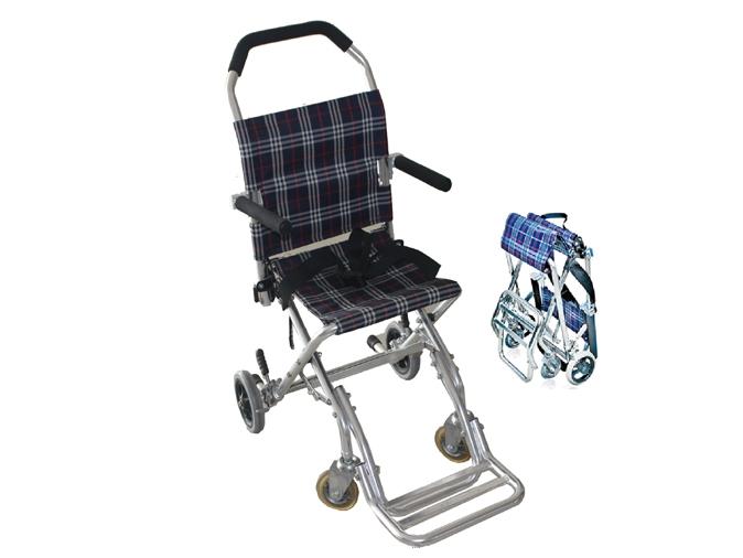 LR-8425J加强型双翻轮椅