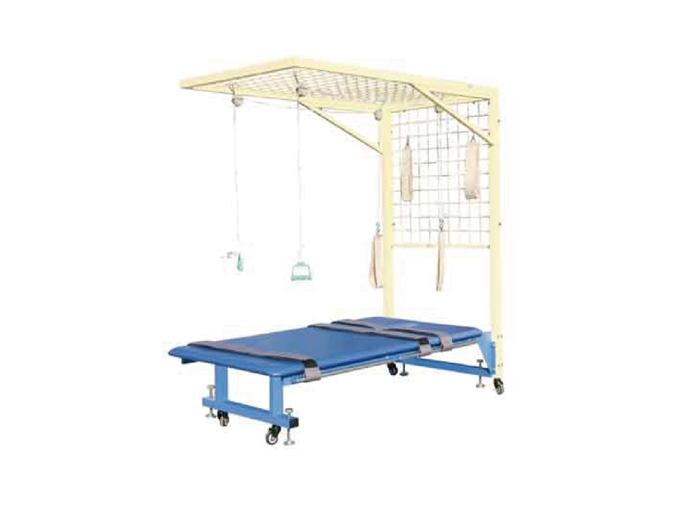 牵引网架(网架和床)