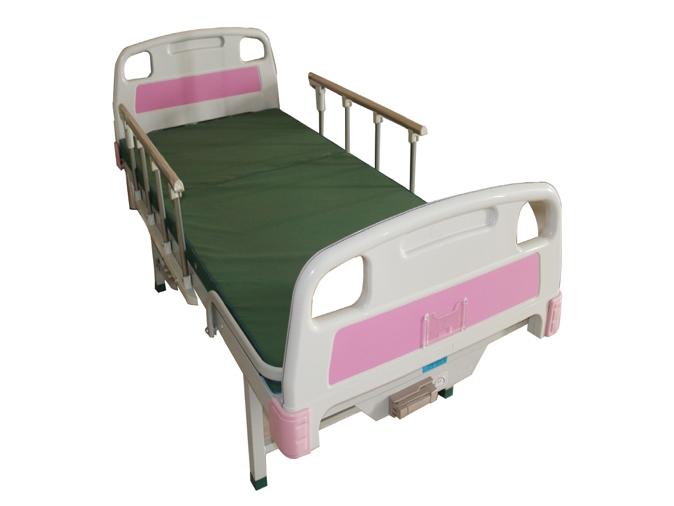 LR-SYHL-01单摇带轮护理床