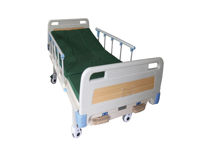 LR-SYHL-04双摇带轮护理床