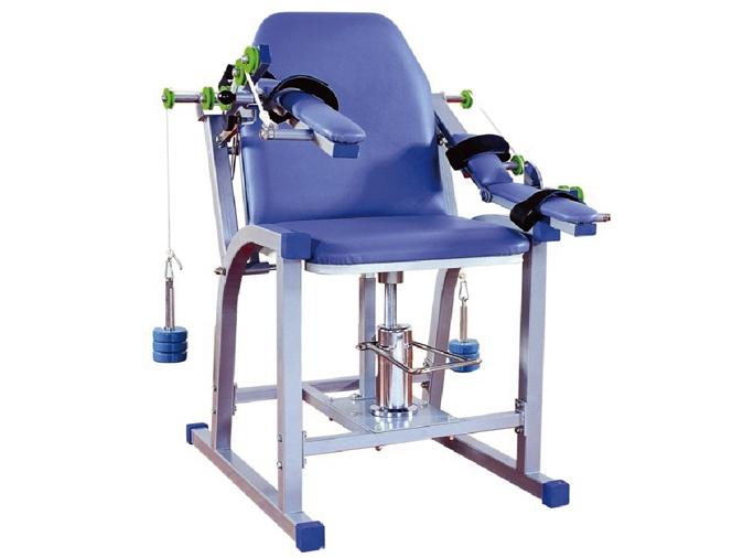 LR-KGJ-01上肢重锤式骨腕关节训练椅