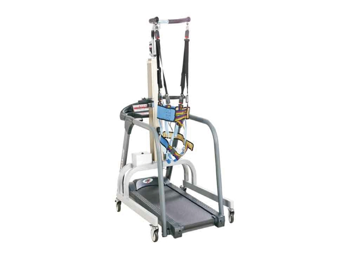 LR-JZB-03减重步态训练器(配医用慢速跑台)