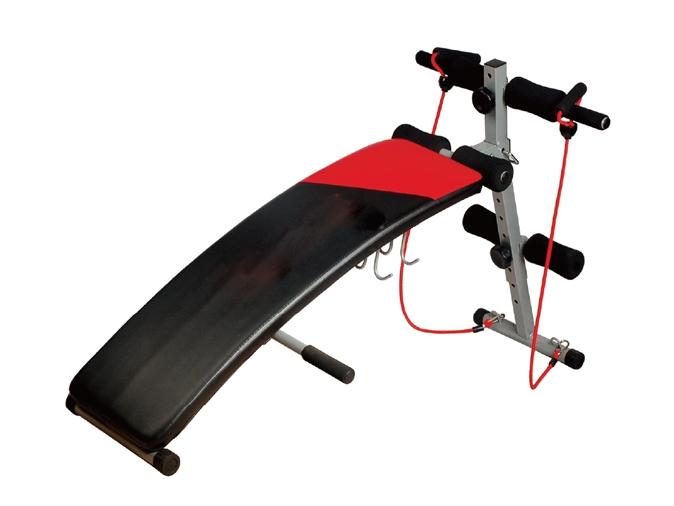 LR-HF弧形腹肌训练器