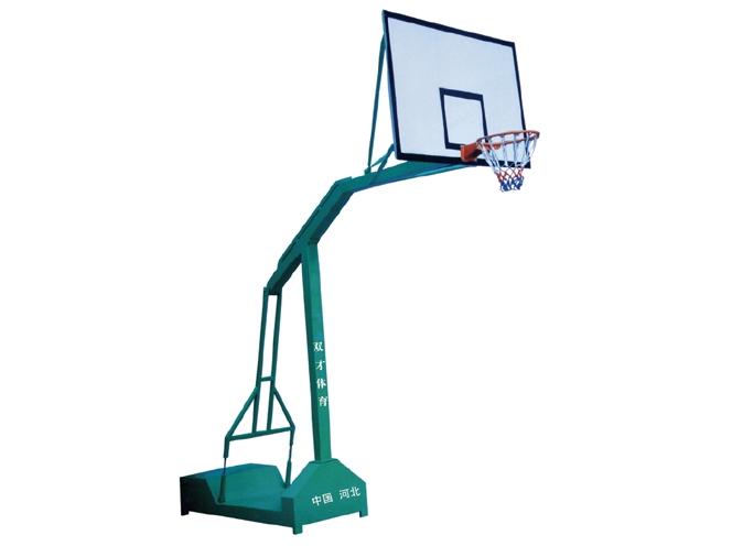 LR-9187豪华型仿液压式篮球架