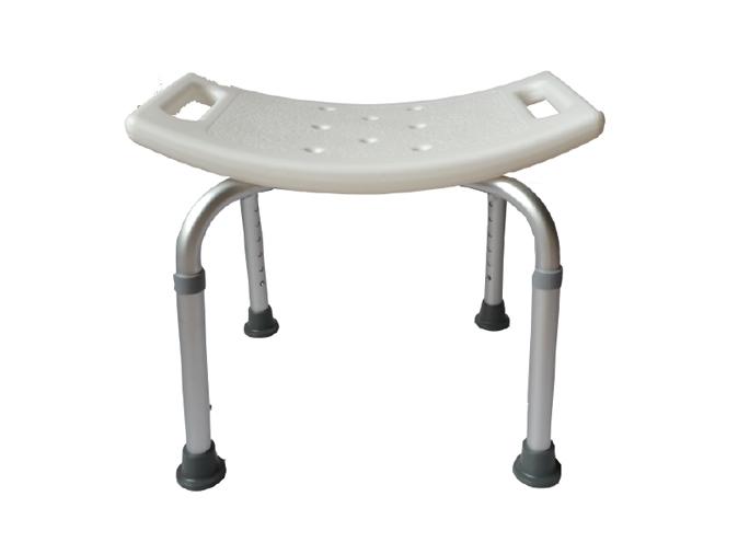 LR-8802A铝合金无靠背洗澡椅
